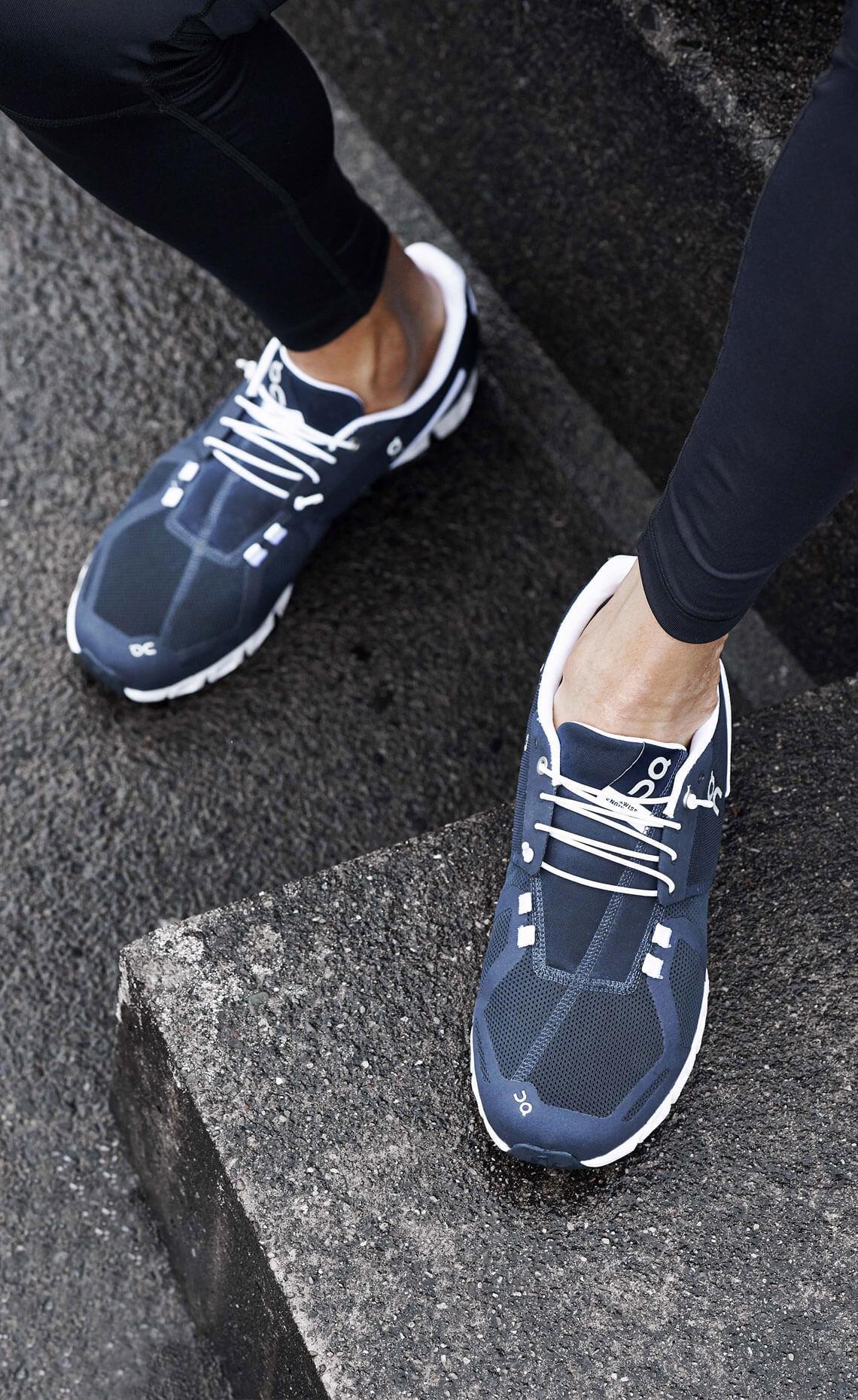 Cloud - Cushioned Running Shoe - Mens | On