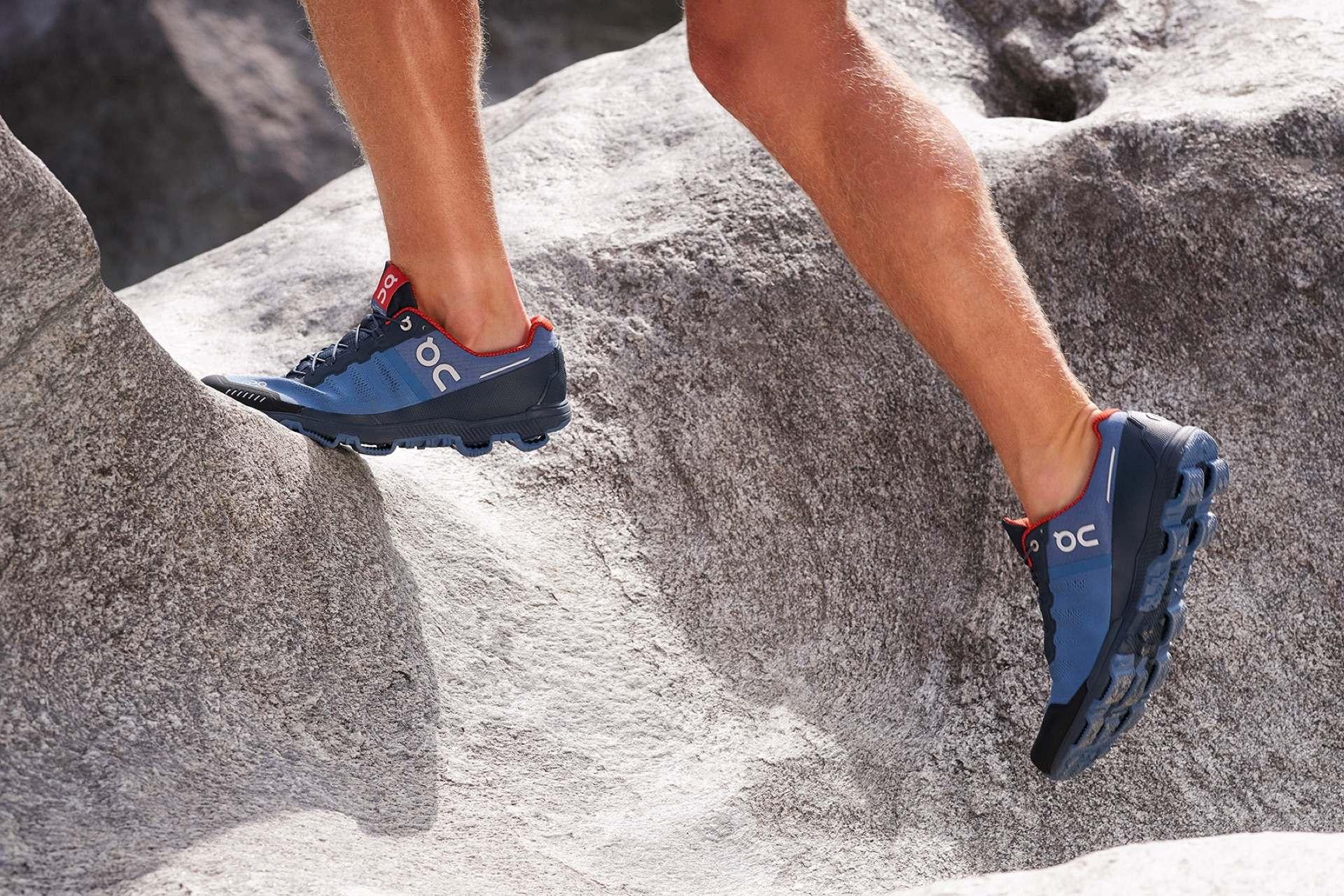 On Cloudventure - Leichte Trailrunning Schuhe - Herren   On dc3b55f1b8