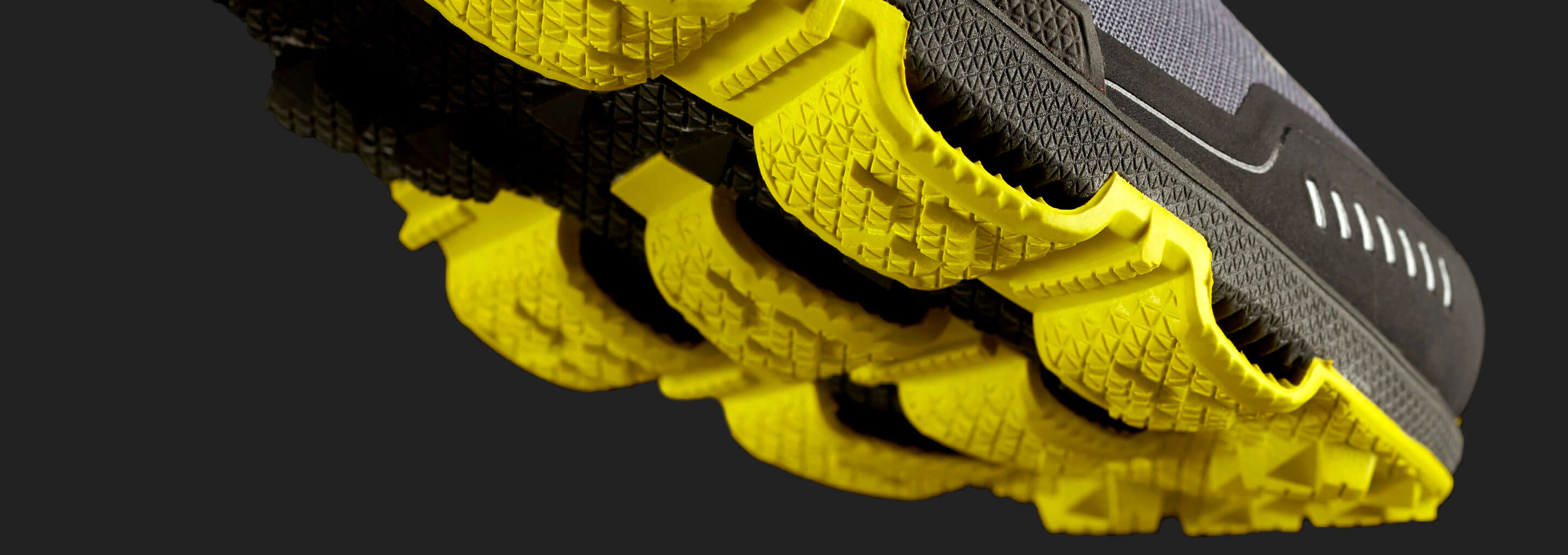 Intelligent CloudTec® cushioning