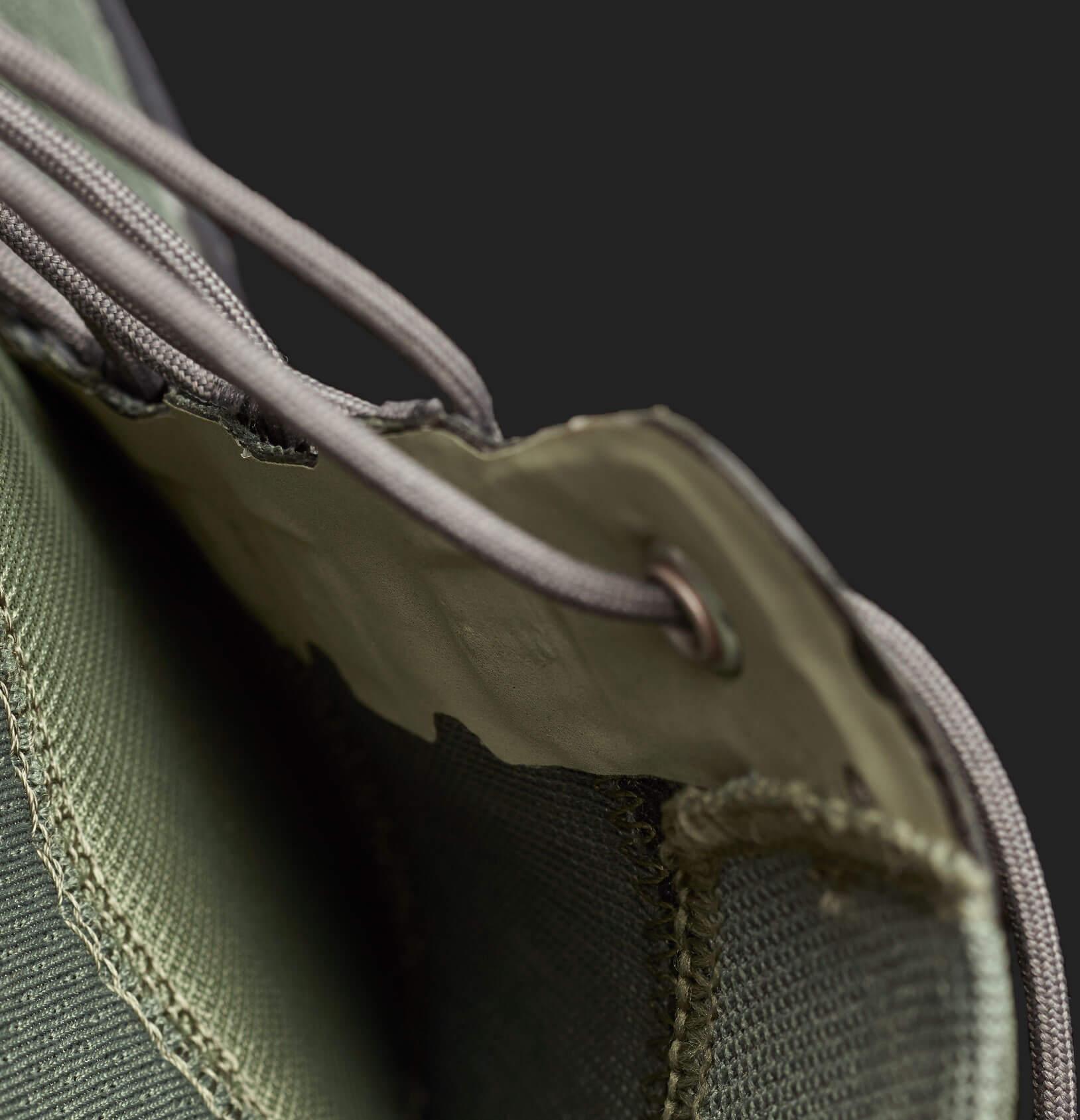 Leichtes, komfortables 2-Lagen-Obermaterial