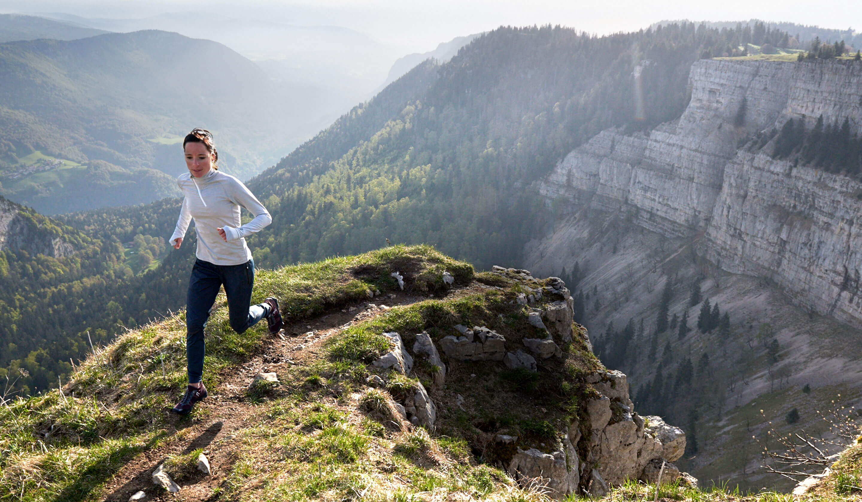 We set out to create the ultimate trail running shoes