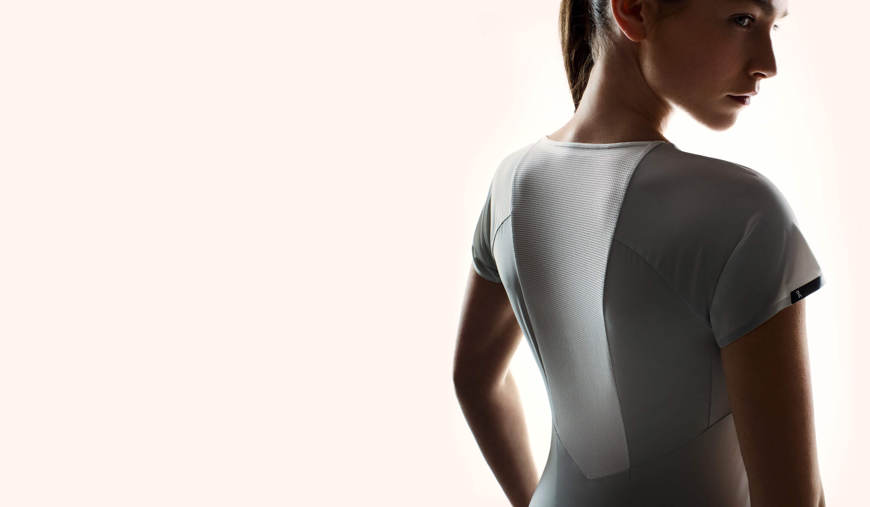Breathable back – and front