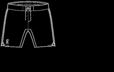 Hybrid Shorts M
