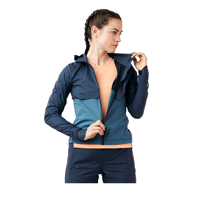 Weather Jacket Navy | Storm W