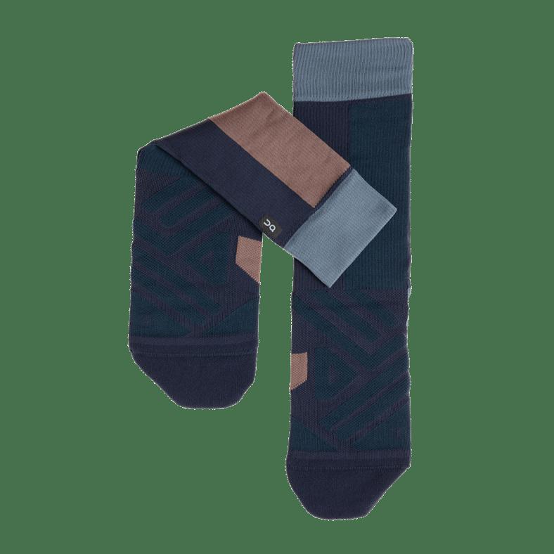 High Sock Navy | Grape W FW18