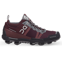 Cloudventure Midtop Mulberry | Grey W