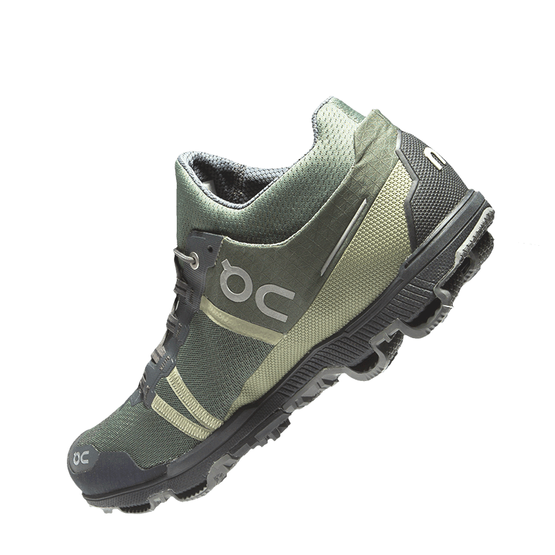 Cloudventure Midtop Forest | Grey