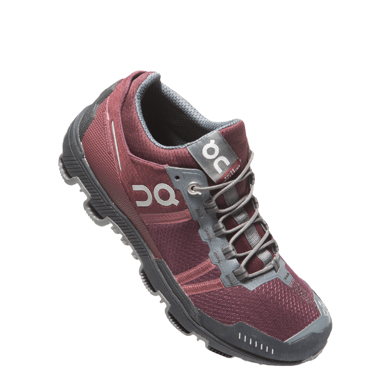 Cloudventure Midtop Mulberry | Grey