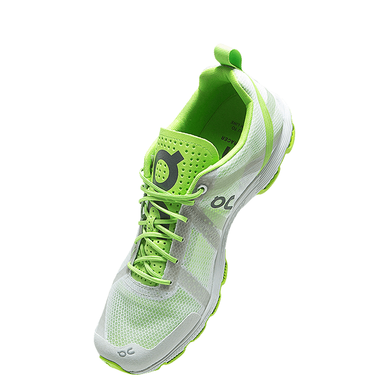 Cloudracer Silver|Lime M
