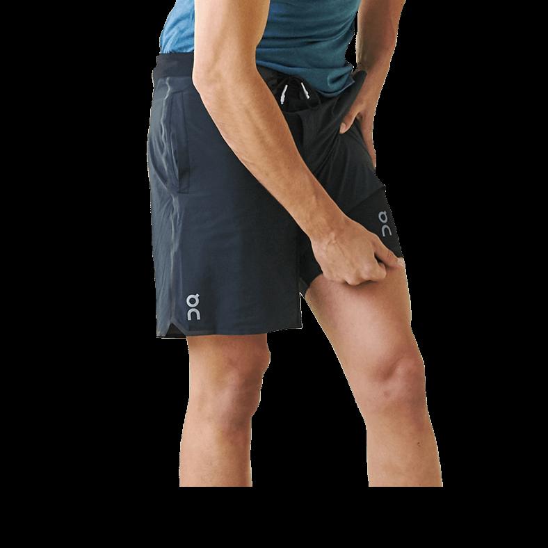 Hybrid Shorts | Black M