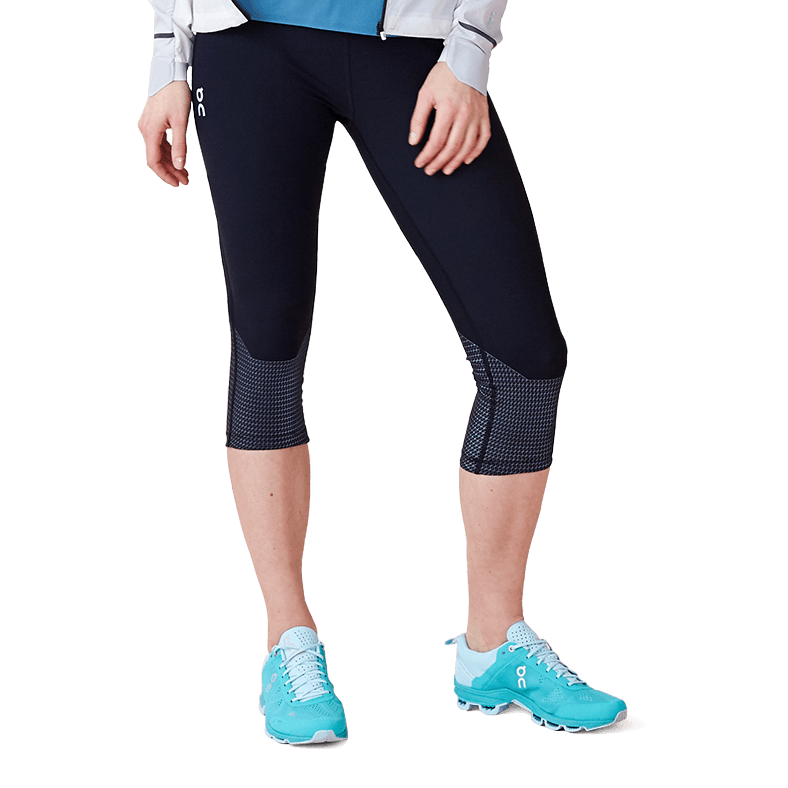 Running Tights Black W Classic