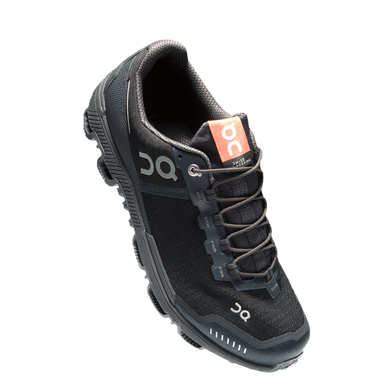 Cloudventure Waterproof Black | Dark W