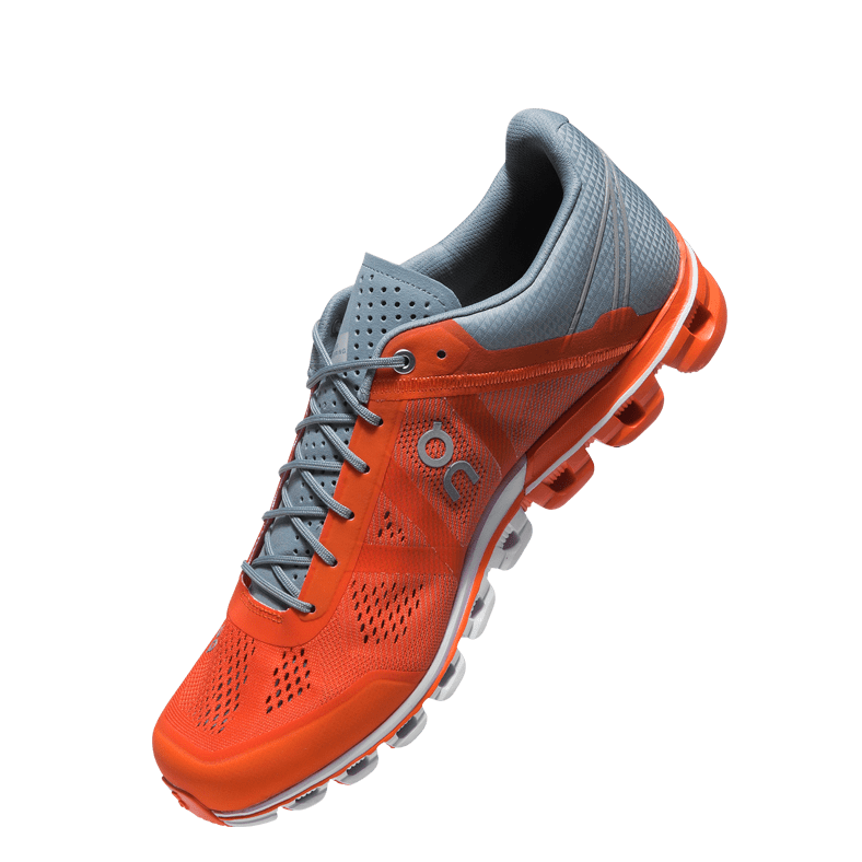 Cloudflow Orange | Glacier M