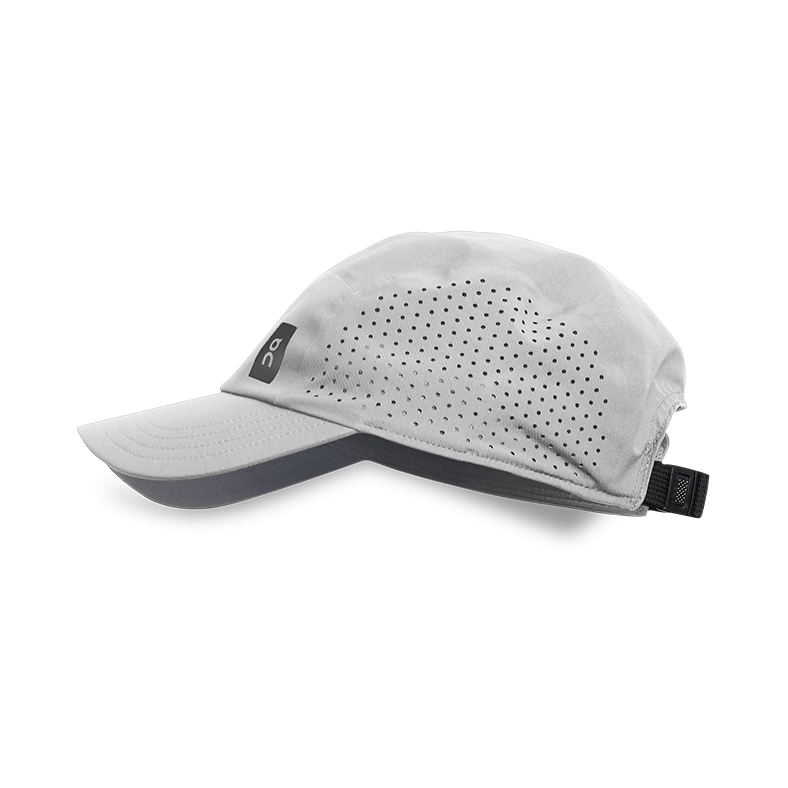 Lightweight Cap Grey