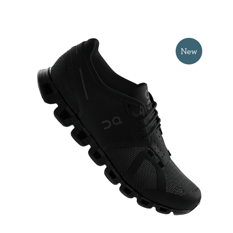 Cloud 2.0 All Black W