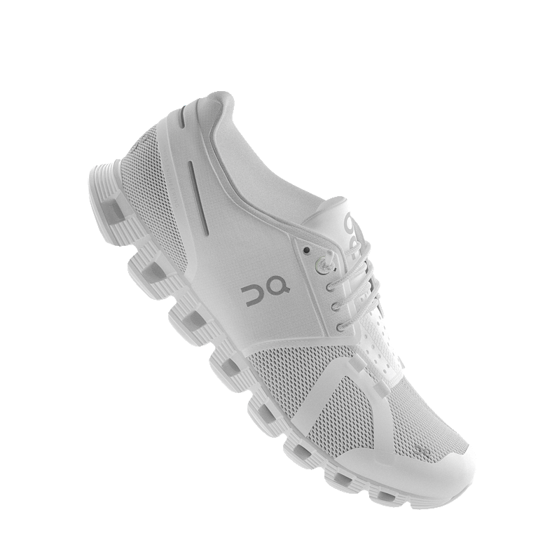 Cloud 2.0 All White W